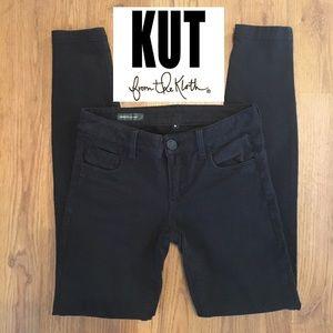 Kut from the Kloth Jennifer Ultra Skinny size 0